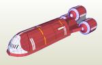 Corellian Star Shuttle Pdo